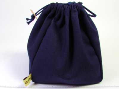 Buidel - Donkerblauw canvas