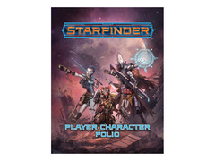 Starfinder - Player Character Folio