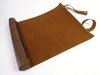 Roll  Up Case Brown - travel sized dice carrier and roll mat