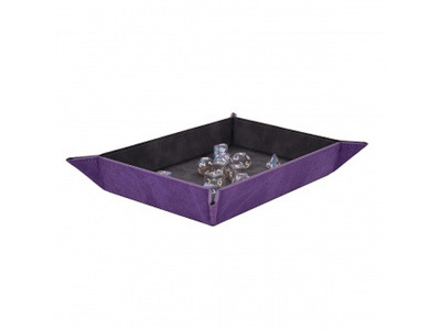 UP - Foldable Dice Tray, Amethyst