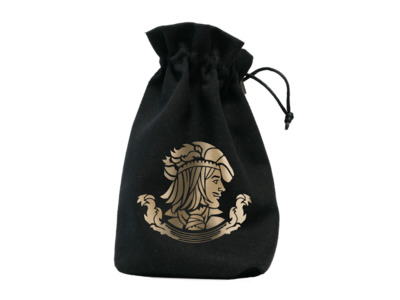 Witcher dice bag - Dandelion, the stars above the path.