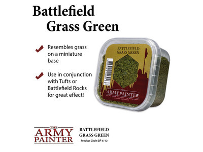 Army Painter - Battlefield Grass Green