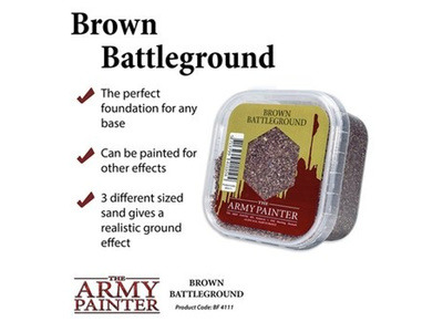 Army Painter -  Brown Battleground
