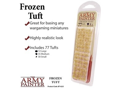 Tufts - Frozen Tufts