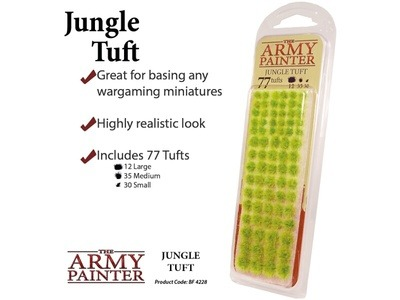 Tufts - Jungle Tufts