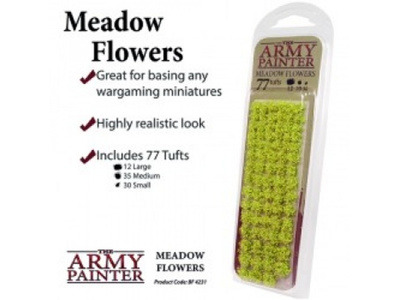 Tufts - Meadow flowers