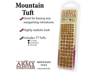 Tufts - Mountain Tufts