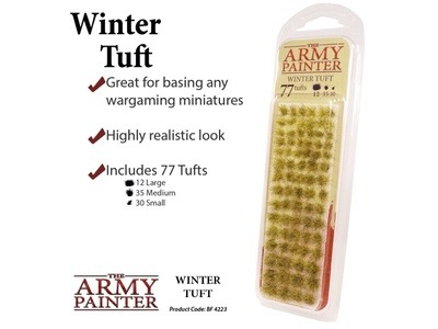 Tufts - Winter Tufts