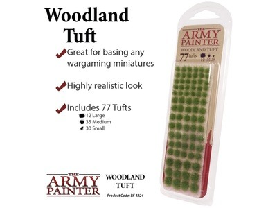Tufts - Woodland Tufts