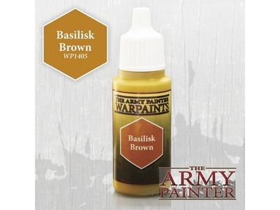 Army Painter - Basilisk Brown - los verfpotje, 18ml