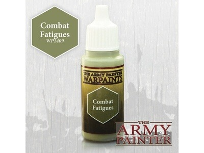 Army Painter - Combat Fatigues - loose paint jar 18ml