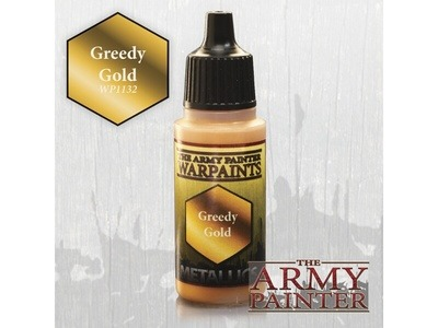 Armypainter - Greedy Gold - los potje metallic verf, 18ml