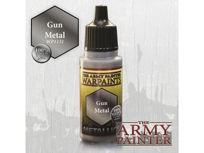 Armypainter - Gun Metal - los potje metallic verf, 18ml