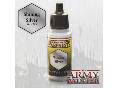 Armypainter - Shining Silver - los verfpotje, 18ml