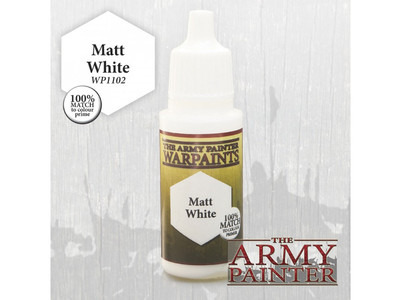 Armypainter - los verfpotje, 18ml Wit